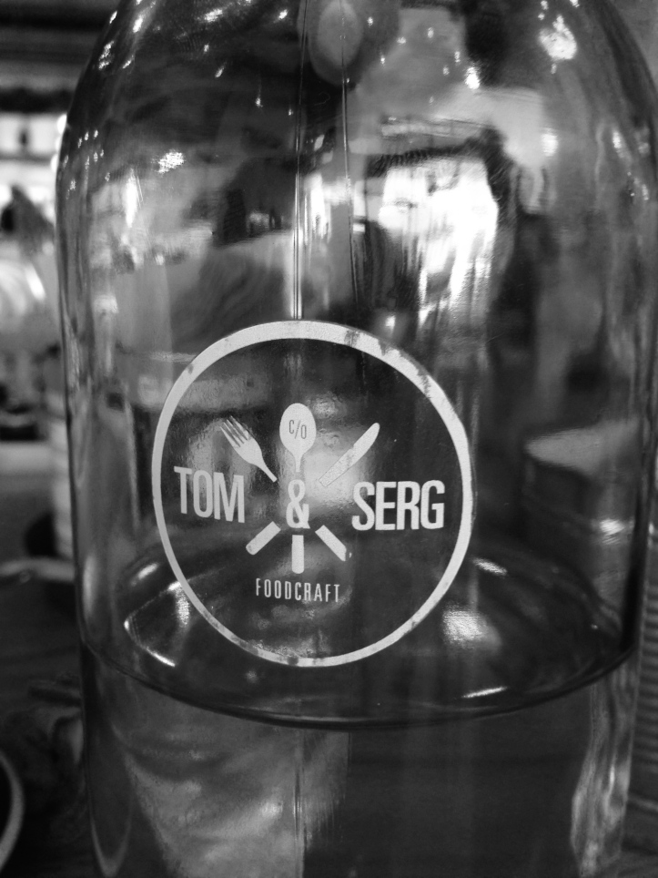 A Branded Bottle