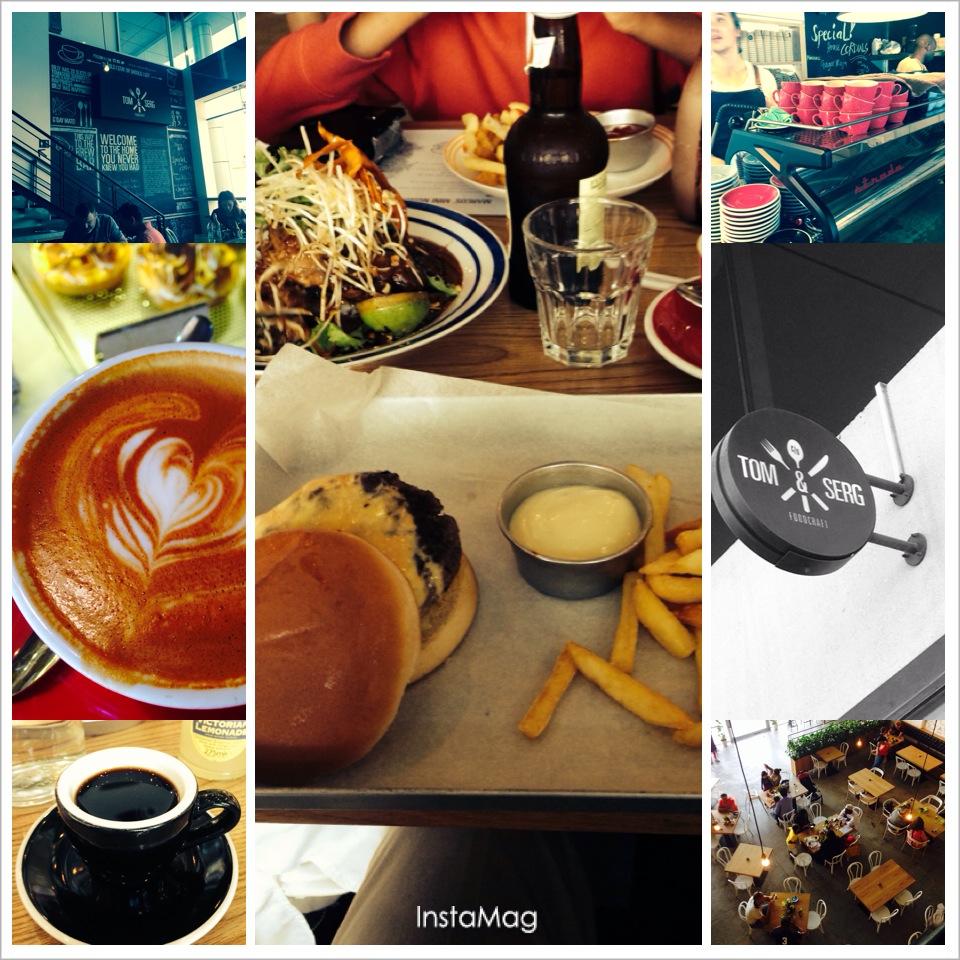 I was @ TomAndSerg, Dubai (1/6)