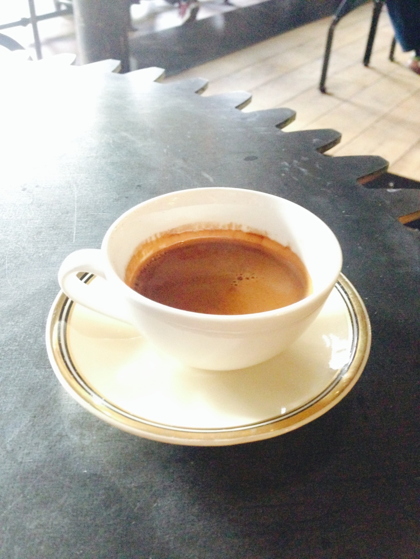Pricey Espresso