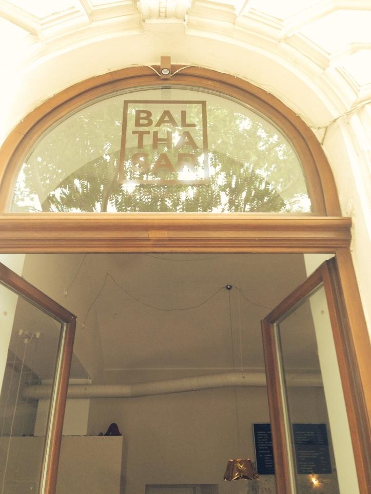 Balthasar Entry