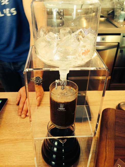 Cold Brew - great for a hot day