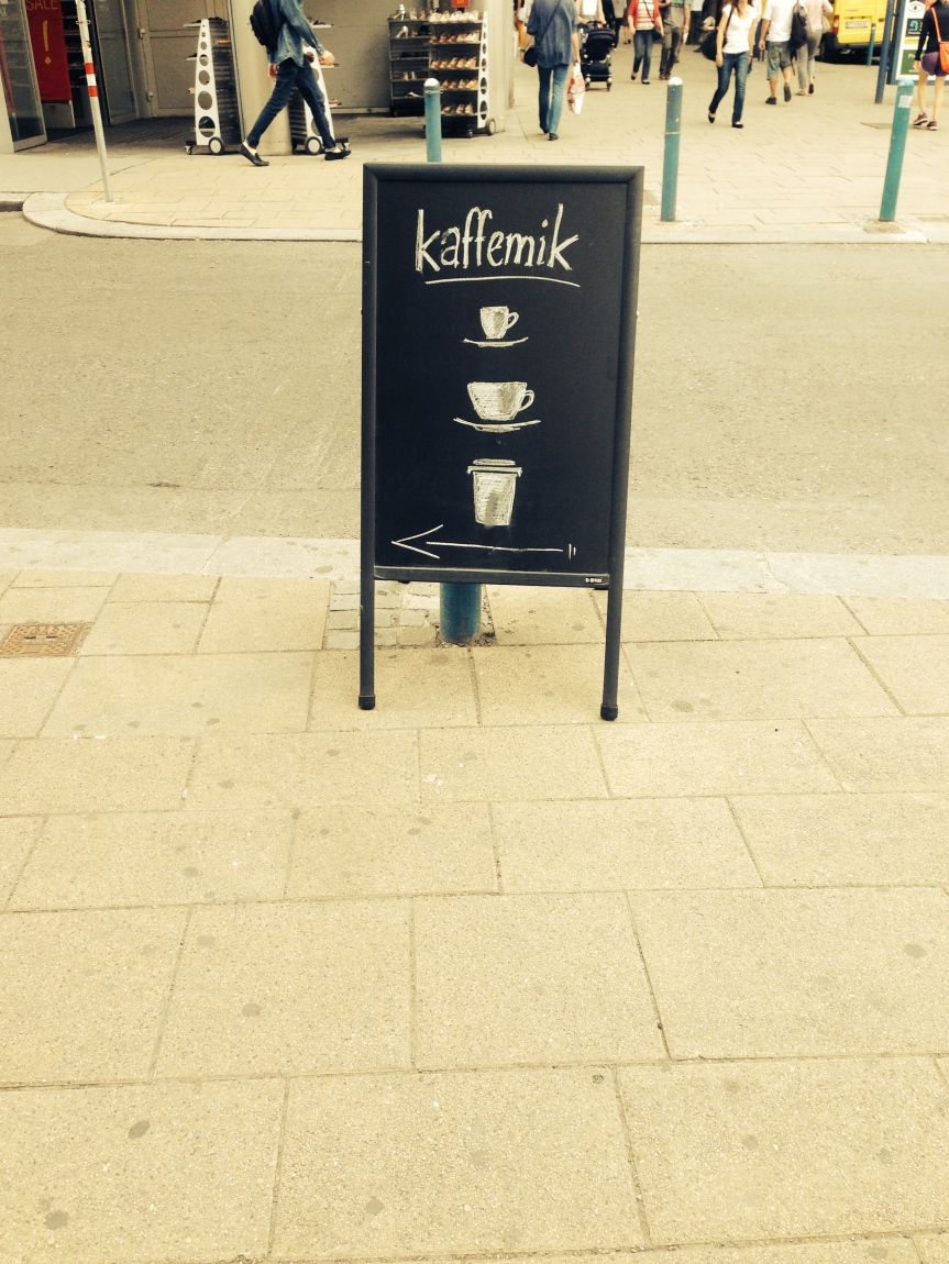 Kaffeemik this way
