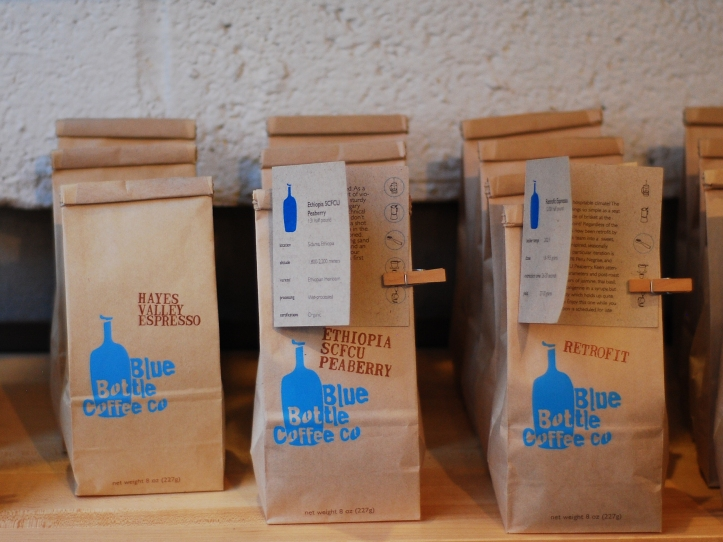 Blue Bottle Coffees