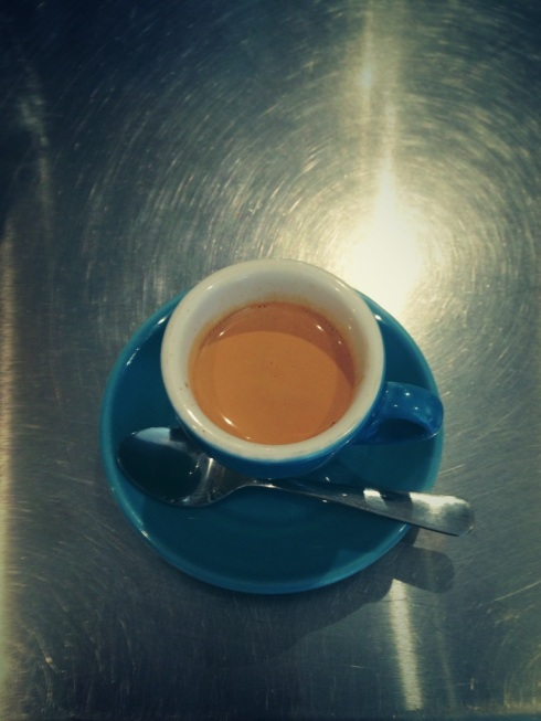 Espresso at Joe Pro