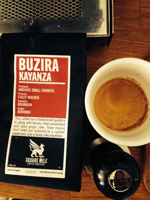 Square Mile Espresso