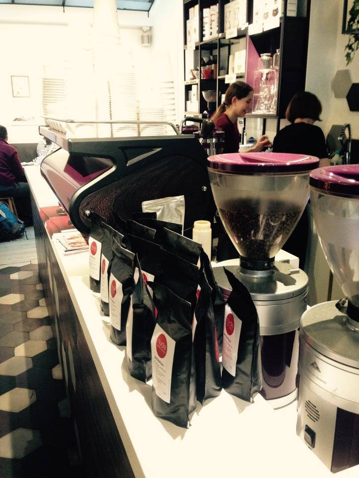 The Espresso Stuff